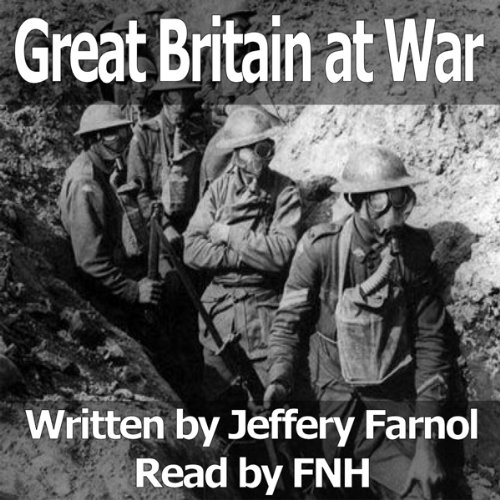 Great Britain at War audiobook cover art