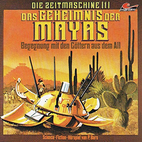 Das Geheimnis der Mayas Titelbild