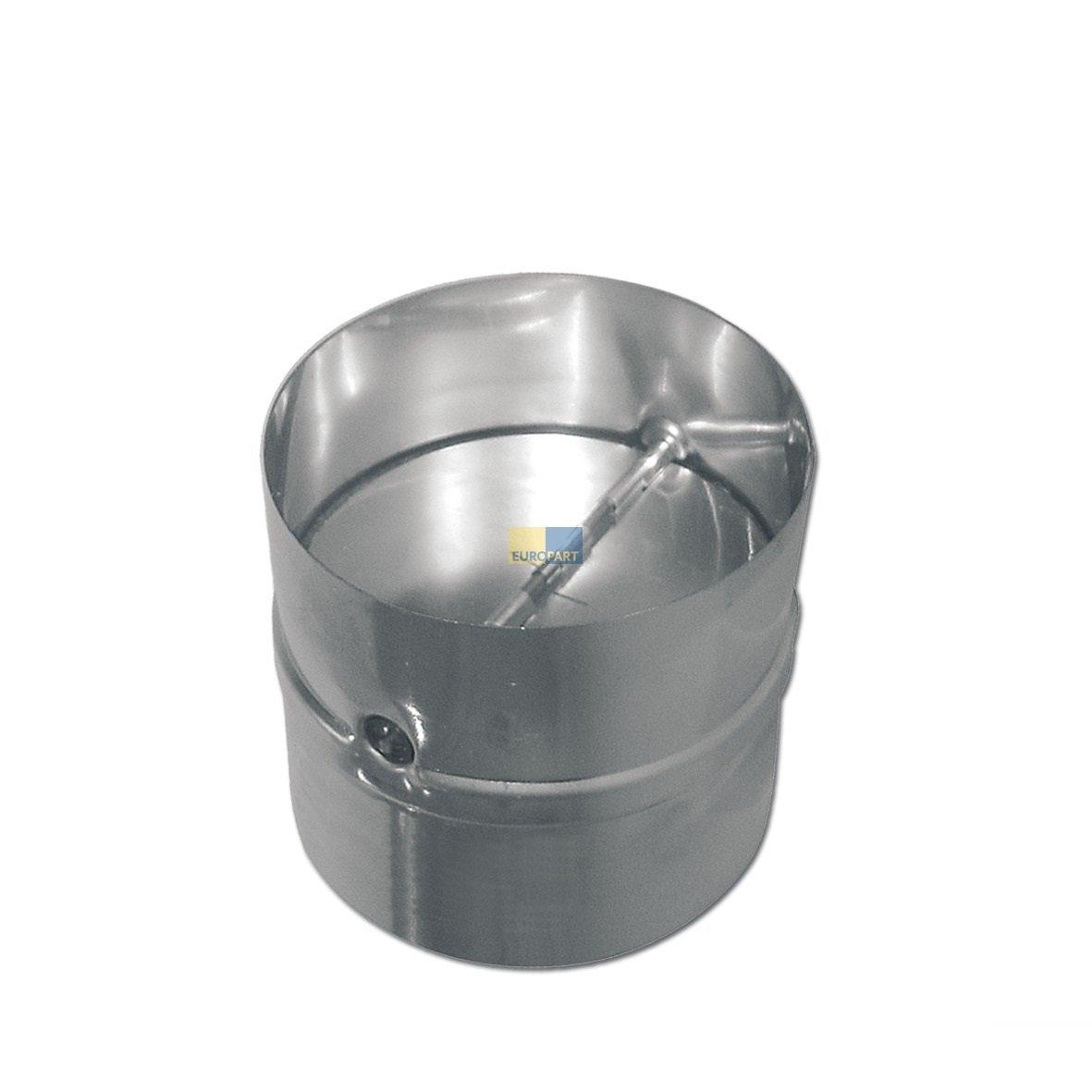 Válvula Antirretorno 150err 90 mm galvanizado redondo Campana redondo Tubo manguito Tapa: Amazon.es: Grandes electrodomésticos