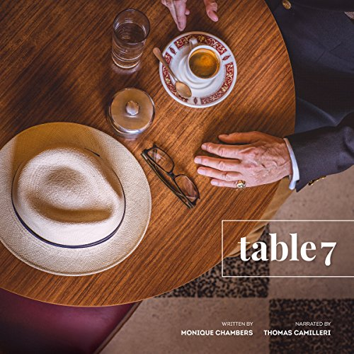 Table 7 audiobook cover art