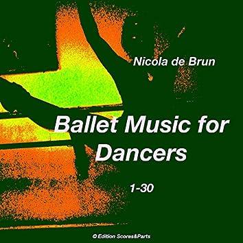 Ballet Music for Dancers 1-30