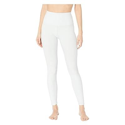 Beyond Yoga Spacedye High-Waist Midi Leggings (Glacier/White) Women