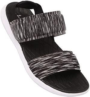 Life Womens Casual Wear Slipon Wedges_Black