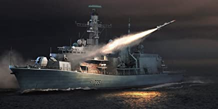 Trumpeter HMS Monmouth F235 Type 23 Frigate (1/350 Scale)