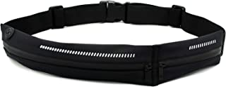 KPV Running Belt,Water Resistant Dual Pouch NO-Bounce...