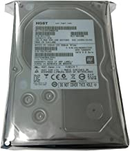 HGST Ultrastar 3TB 64MB Cache 7200RPM SATA III 6.0Gb/s 3.5in (Heaty-Duty, 24/7) Internal Hard Drive for CCTV DVR, NAS, PC/MAC (Renewed)