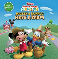 Mickey and Donald Have a Farm (Disney Mickey Mouse Clubhouse)