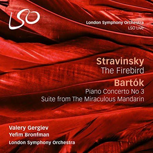 London Symphony Orchestra, Valery Gergiev & Yefim Bronfman