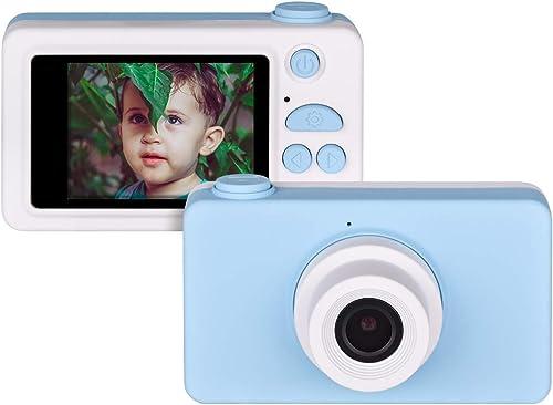 descuento de ventas en línea DFGDSAS Cámara for Niños, cámara cámara cámara Digital de Alta definición for Niños, 1080P, 8 megapíxeles, PanTalla a Color de 2,0 Pulgadas con Adhesivos y Cable USB ( Color   azul )  conveniente