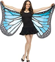 Fun World Adult Soft Butterfly Wings Adult Costume Accessory