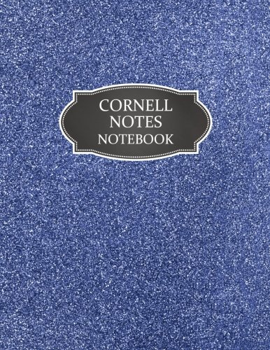 Cornell Notes Notebook: Cornell Note Taking System Notebook Journal Notepad Paper College High-School 8.5