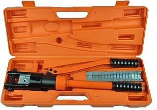 HLHD-Crimpzange Herramienta de Mano Herramienta hidráulica Manual para engarzar la Manguera de Aire Acondicionado