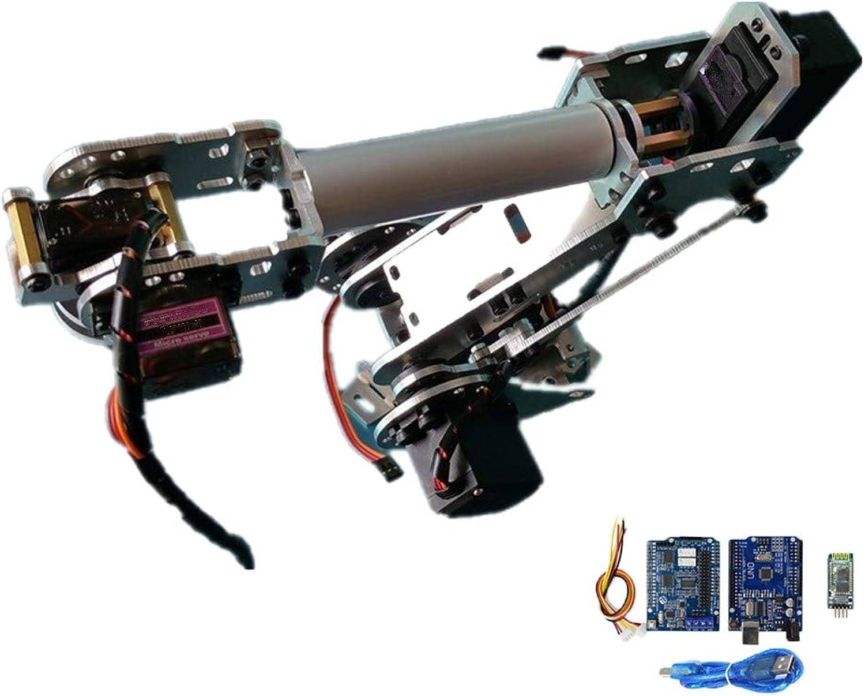 estar en gran demanda Perfk Brazo Brazo Brazo Robot 6 DOF Manipulador Industrial Modelo 6 Ejes Visualización Rápida Larga útil  Tu satisfacción es nuestro objetivo