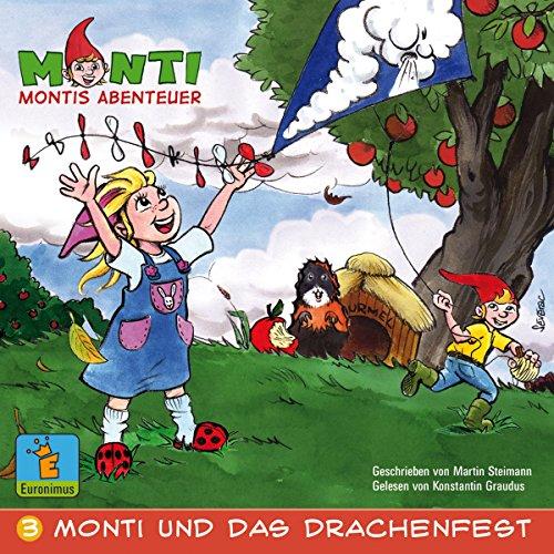 Monti und das Drachenfest Titelbild