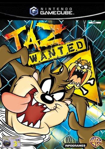 Taz Wanted (GameCube) by Atari