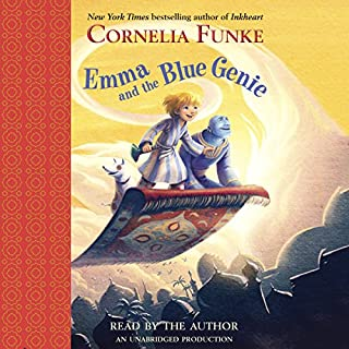 Emma and the Blue Genie cover art