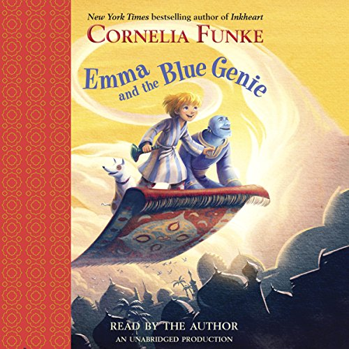 Emma and the Blue Genie Titelbild