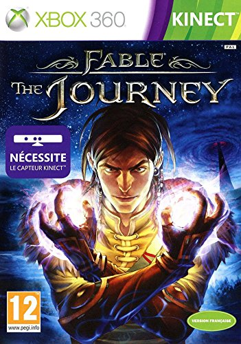 Microsoft Fable The Journey - Juego (Xbox 360, Survival / Horror, T (Teen))