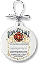 Best firefighter prayer ornament Reviews