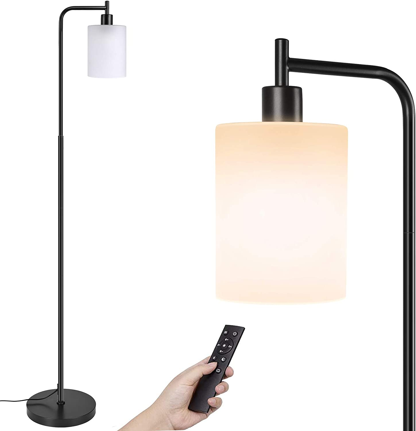 LED Floor Lamp 4 Colors Temperature Light Remote Recommended F We OFFer at cheap prices with Modern