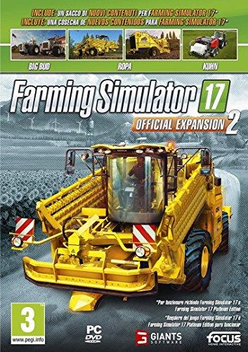 Farming Simulator 17 Official Expansion 2 - PC