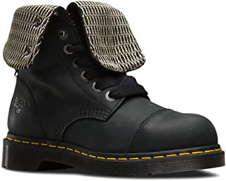 Dr. Martens Women's Leah St Combat Boot
