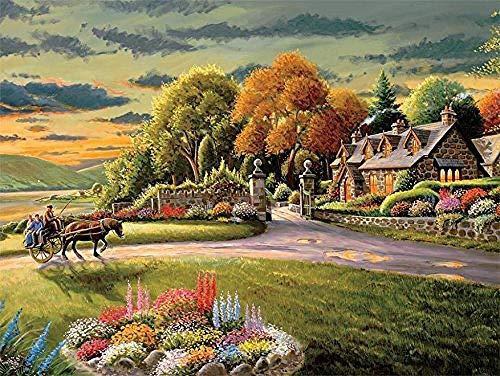 Puzzel van 1000 stukjes Poort puzzels voor kinderen en volwassenen, puzzelspellen voor het hele gezin, educatief speelgoed