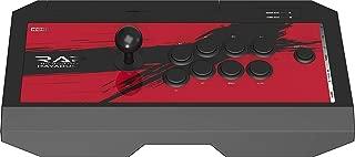 【Amazon.co.jp限定】リアルアーケードPro.V HAYABUSA ヘッドセット端子付き for PS4 PS3 PC(追加保証1年付き)