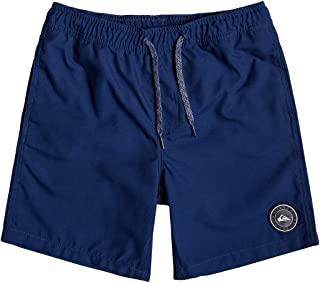 QUIKSILVER Boys' Big Everyday Volley Youth 15 Boardshort Swim Trunk