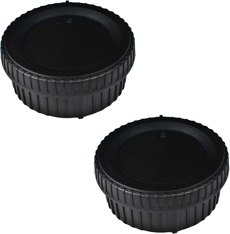 VKO Body Cap Rear Rapid rise Max 62% OFF Lens Replacement Nikon D5500 D5600 for D