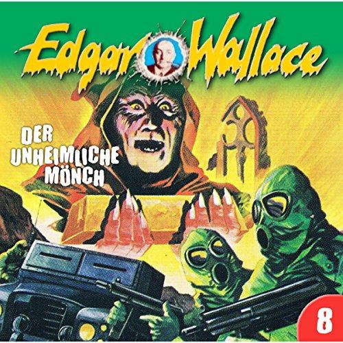 Der unheimliche Mönch (Edgar Wallace 8) Titelbild