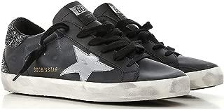 Golden Goose Deluxe Brand Superstar Black Women Sneakers G33WS590.H67