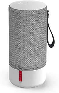 Libratone Zipp Wifi Bluetooth Smart Speaker, 360° Loud Stereo Sound with Dual Mic Build-in, 15W Woofer Deep Bass, 12 Hour ... photo