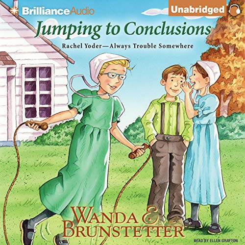 Jumping to Conclusions cover art