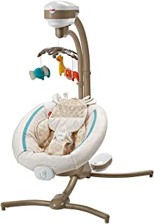 fisher price swing doesn t swing