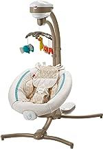Fisher-Price Soothing Savanna Cradle 'n Swing