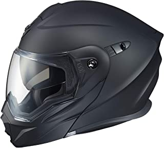 Scorpion EXO-AT950 Helmet (Matte Black - Medium)