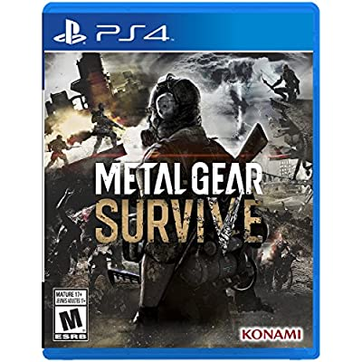 metal gear survive ps4, End of 'Related searches' list