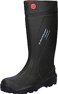 Dunlop Purofort + Vert fonce / Noir - D760933