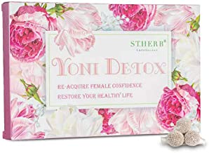 Yoni Detox Pearls (10 Pearls) - Daily Care Restore PH Natural Balance