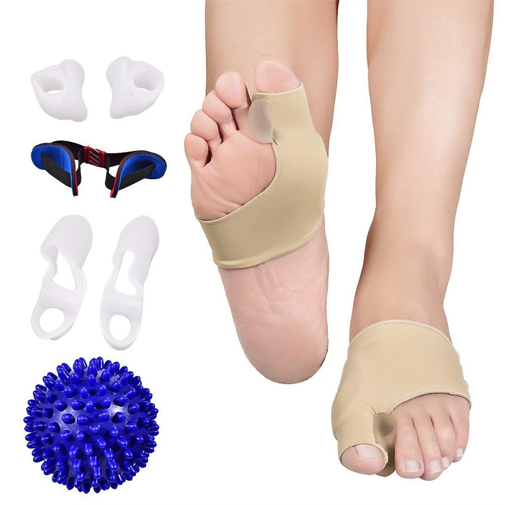 Max 62% OFF 8 in 1 All stores are sold Orthopedic Bunion Corrector Treat Kit Pai Relief