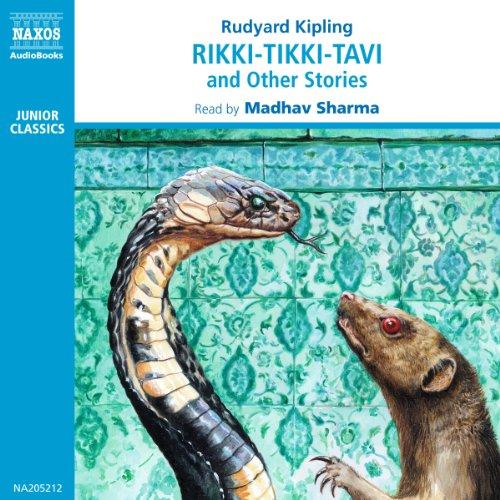 Rikki-Tikki-Tavi cover art