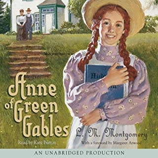 Anne of Green Gables                   By:                                                                                                                                 L. M. Montgomery                               Narrated by:                                                                                                                                 Megan Follows                      Length: 2 hrs and 42 mins     115 ratings     Overall 4.5