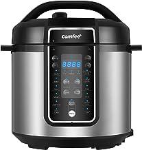 COMFEE' 6 Quart Pressure Cooker 12-in-1 – COMFEE'