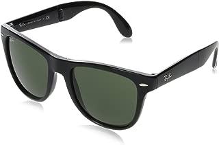 Women's RB4105 Folding Wayfarer Sunglasses