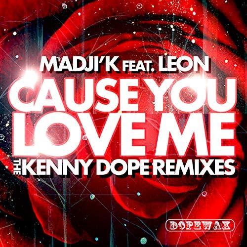 Madji'k & Kenny Dope feat. Leon