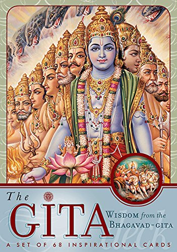 Gita Deck: Wisdom From the Bhagavad Gita