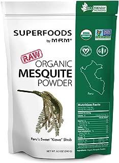 MRM - Organic Mesquite Powder, Non-GMO Project Verified, Vegan and Gluten-Free (8.5 Ounce)