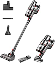 Proscenic P11 Cordless Vacuum Cleaner, Stick Handheld Vacuum with Mop, 25000pa Powerful Motore Touch Screen, Removable Bat...