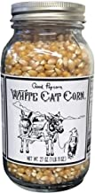 White Cat Corn Gourmet Good Popcorn Popping Corn Kernels, Light and Fluffy 27 ounces